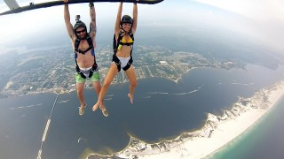 GoPro: Helicopter Skydive